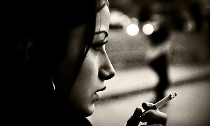 лучшее время бросить курить