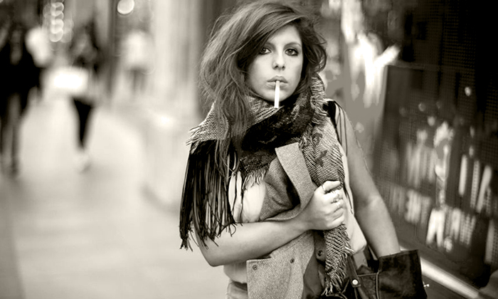влияние курения на дыхательную систему