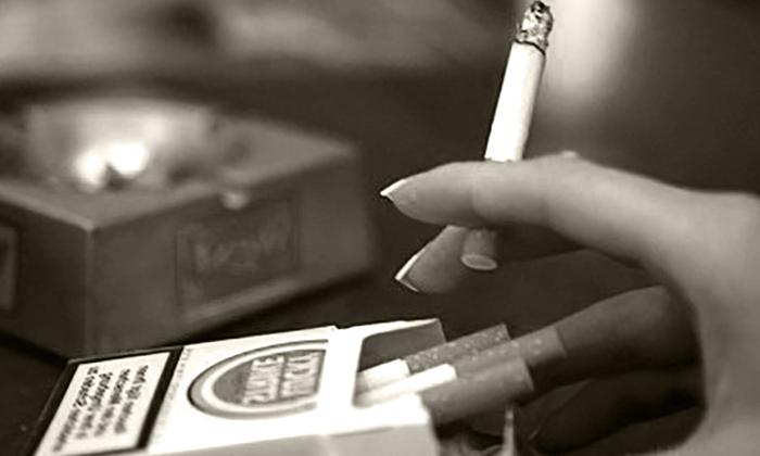 курение и дыхательная система