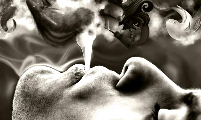 Вред табака для кальяна