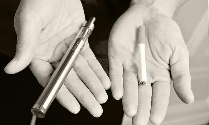 об электронных сигаретах
