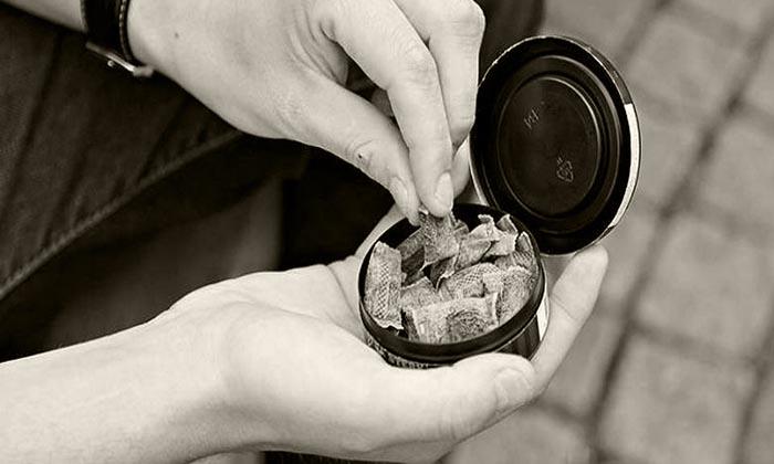 жевательный табак польза и вред
