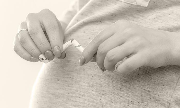 можно курить во время беременности